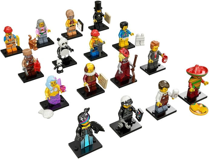 LEGO Minifigures 71004 LEGO Movie