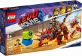 LEGO 70827 The LEGO Movie 2 UltraKocia i Lucy Wojowniczka