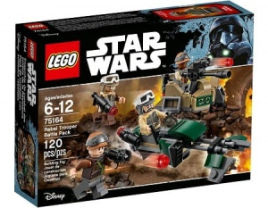 LEGO 75164 Star Wars Rebel Trooper