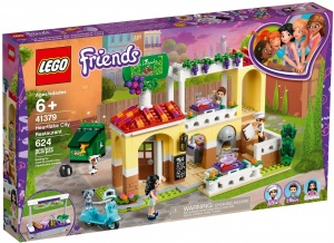 LEGO 41379 Friends Restauracja w Heartlake
