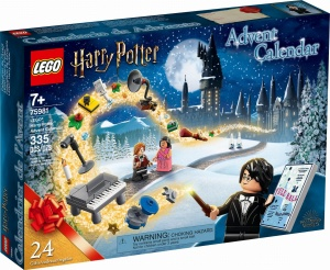 LEGO 75981 Harry Potter Kalendarz adwentowy LEGO Harry Potter