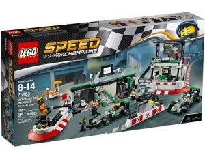 LEGO 75883 Speed Champions Mercedes AMG Petronas Formula One Team