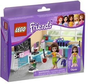 Klocki Lego Friends 3933 Laboratorium Oliwii Httpbricktoyspl