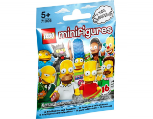 LEGO 71005 The Simpsons Minifigures