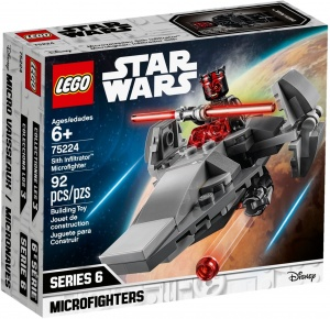 LEGO 75224 Star Wars Sith Infiltrator