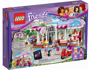 LEGO 41119 Friends Cukiernia w Heartlake