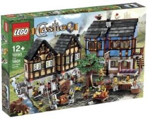 Klocki Lego Castle 10193 Rynek Wiejski Httpbricktoyspl