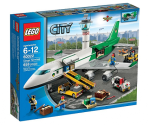 LEGO City 60022 Terminal towarowy