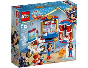 LEGO 41235 DC Super Hero Girls Pokój Wonder Woman