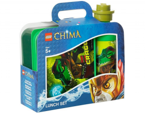 LEGO Chima lunch set Cragger