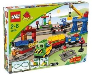 Klocki Lego Duplo 5609 Pociąg Towarowy Httpbricktoyspl