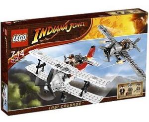 Klocki Lego Indiana Jones 7198 Bitwa Samolotów Httpbricktoyspl