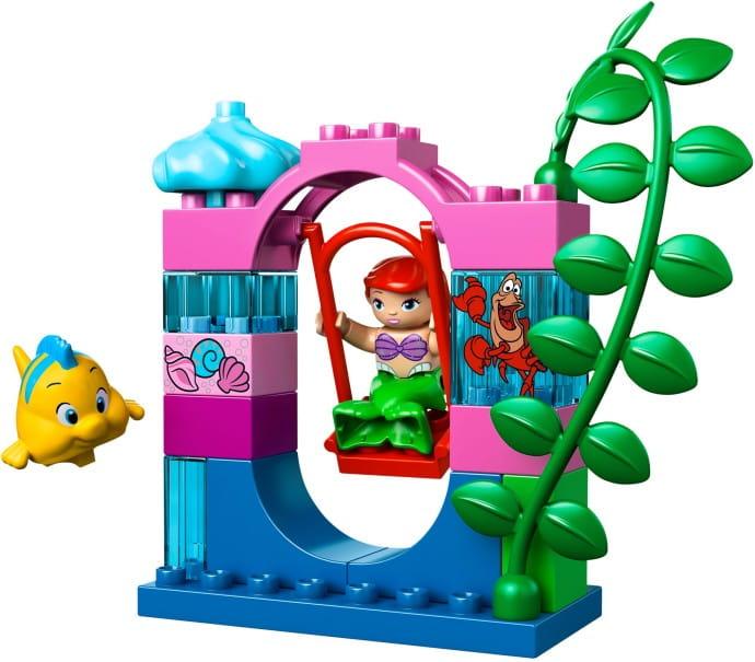 Klocki Lego Duplo 10515 Podwodny Zamek Arielki Httpbricktoyspl