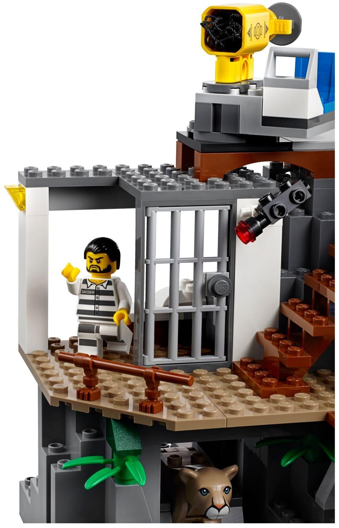 Klocki Lego 60174 City Górski Posterunek Policji Httpbricktoyspl