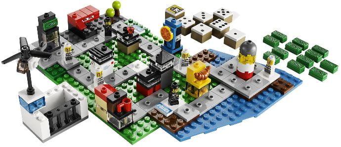 Klocki Lego Gra 3865 City Alarm Httpbricktoyspl