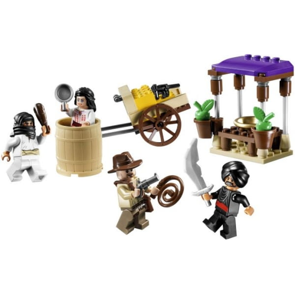 Klocki Lego Indiana Jones 7195 Ambush In Cairo Httpbricktoyspl