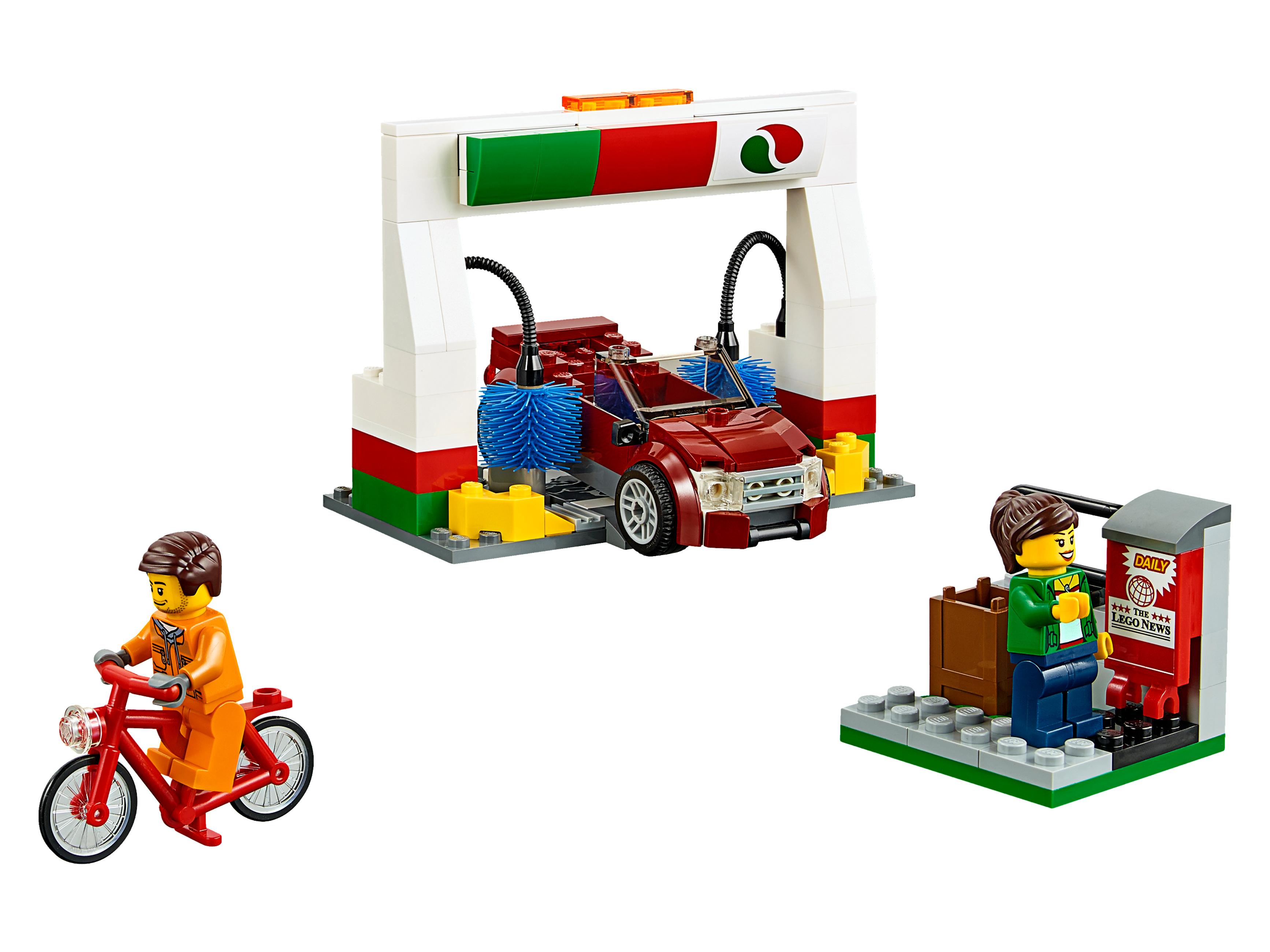 Klocki Lego 60132 City Stacja Paliw Httpbricktoyspl