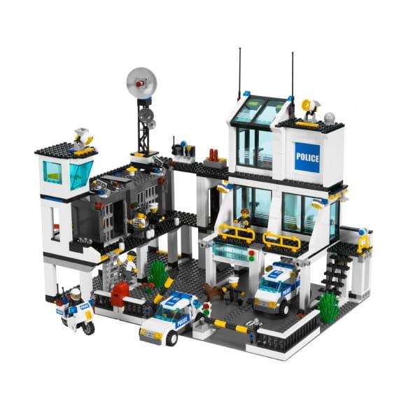 Klocki Lego City 7744 Posterunek Policji Httpbricktoyspl