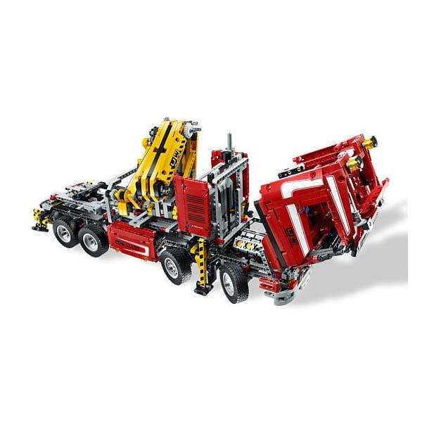 Klocki Lego Technic 8258 Ciężarówka Z Dżwigiem Httpbricktoyspl