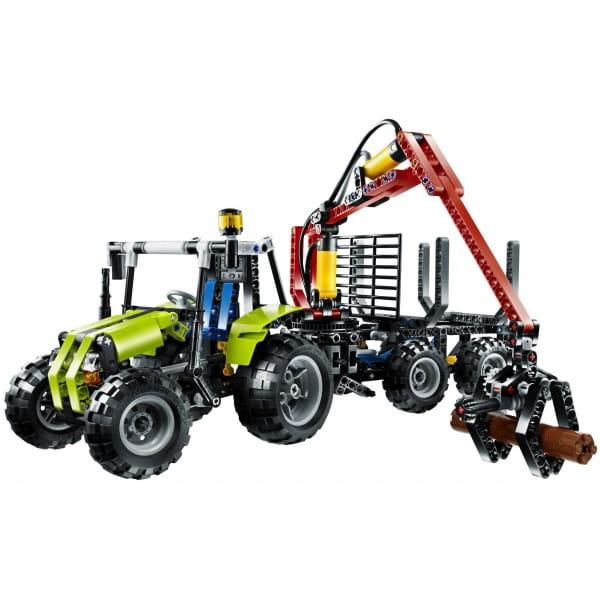 Klocki Lego Technic 8049 Traktor Z ładowarką Httpbricktoyspl