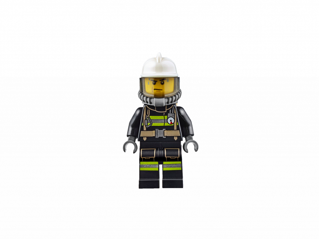 Klocki Lego 60110 City Remiza Strażacka Httpbricktoyspl
