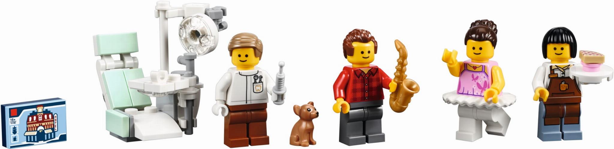 Klocki Lego 10255 Creator Plac Zgromadzeń Httpbricktoyspl