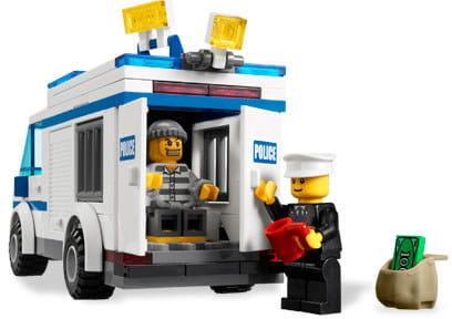 Klocki Lego City 7286 Konwój Wiek 5 12 Httpbricktoyspl
