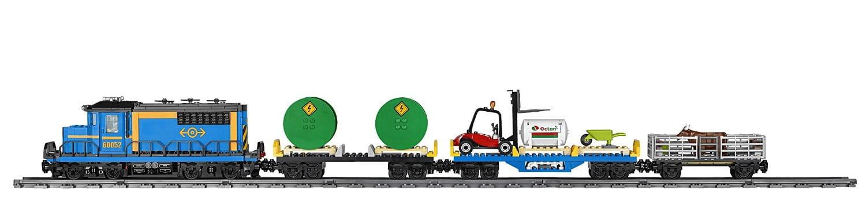 Klocki Lego 60052 City Pociąg Towarowy Httpbricktoyspl