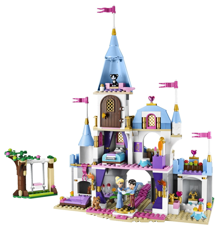 Klocki Lego Księżniczki 41055 Zamek Kopciuszka Httpbricktoyspl