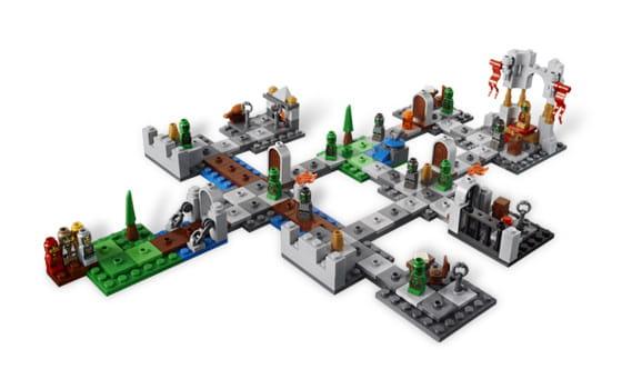 Klocki Lego Heroica 3860 Zamek Fortaan Httpbricktoyspl
