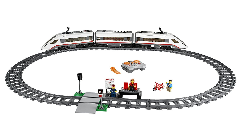 Klocki Lego 60051 City Superszybki Pociąg Httpbricktoyspl