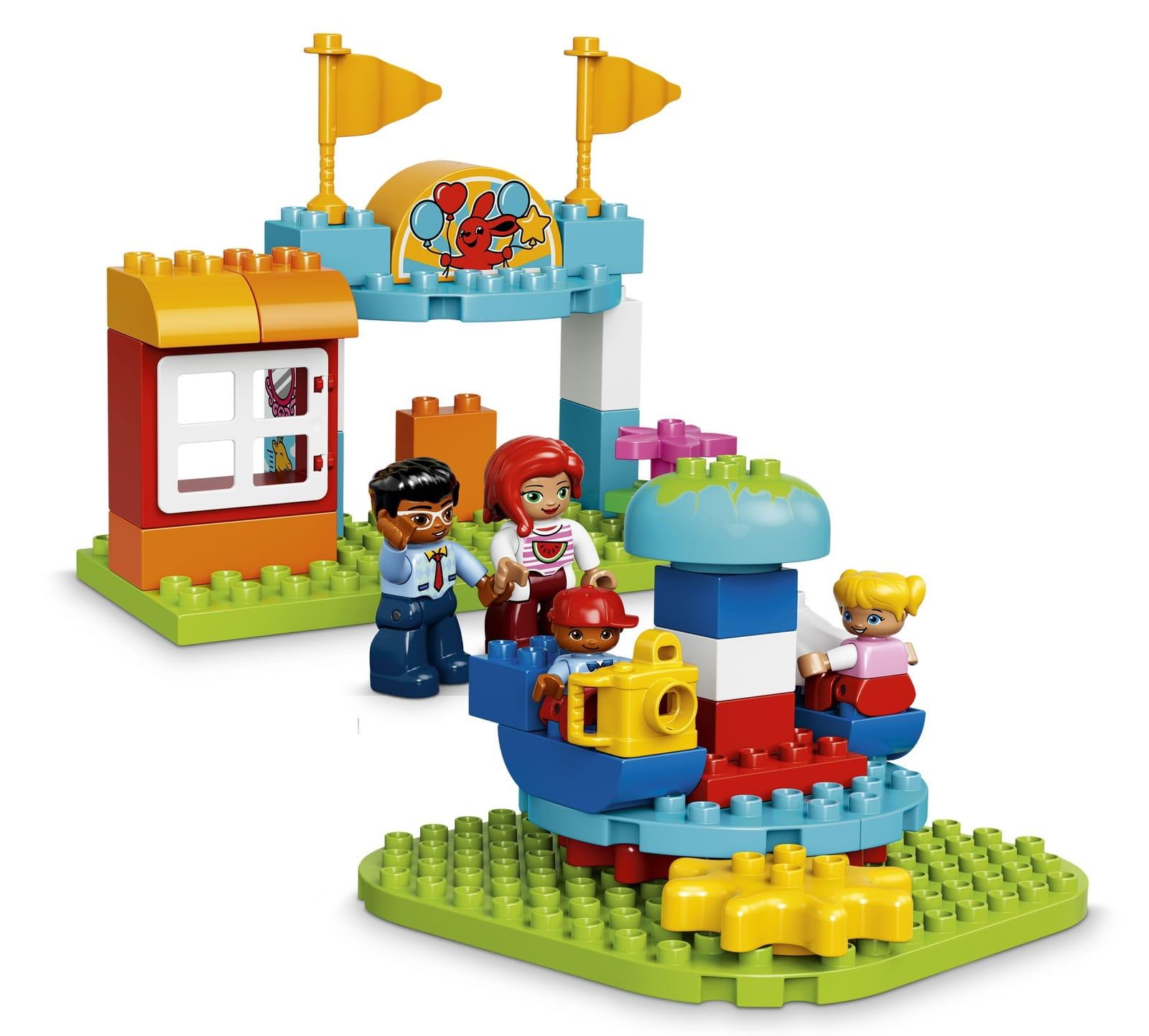 Klocki Lego 10841 Duplo Wesołe Miasteczko Httpbricktoyspl