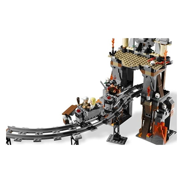 Klocki Lego Indiana Jones 7199 The Temple Of Doom Httpbricktoyspl